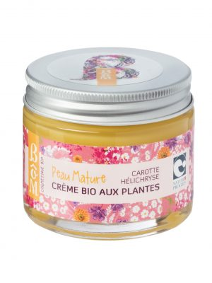 Crème Peau mature bio – BôM