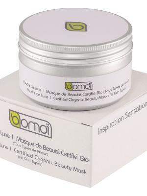 Moon powder beauty mask - Bomoï