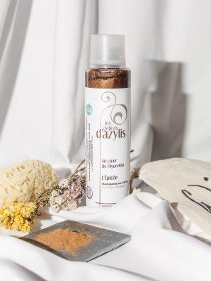 Shampoing aux 5 épices - Les délices d'Azylis