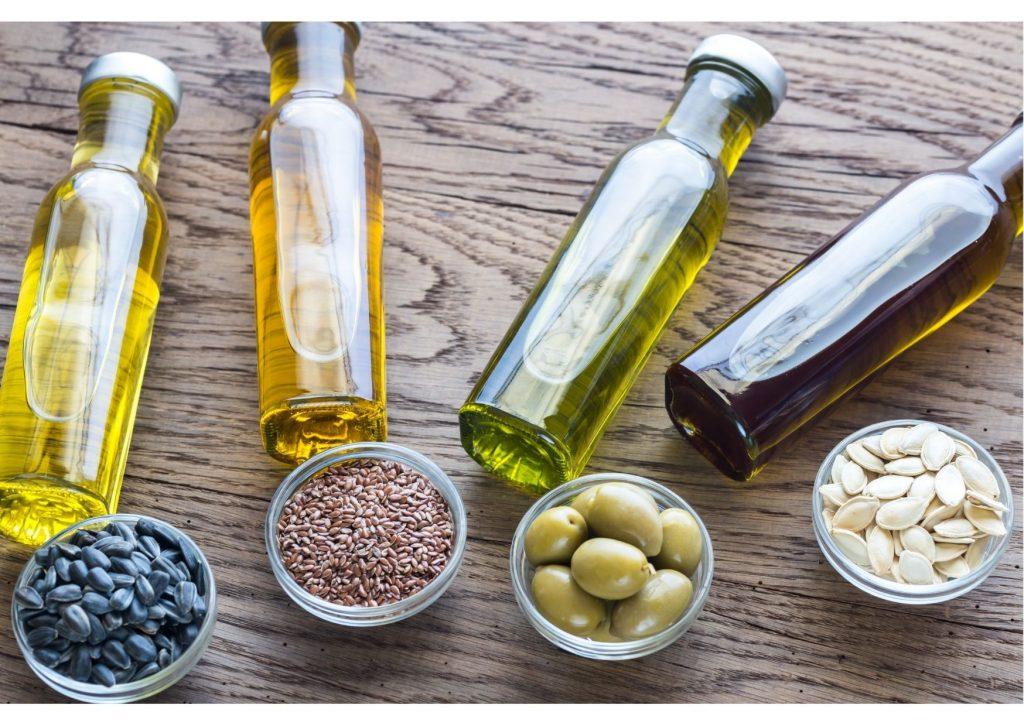 huiles végétales peaux matures